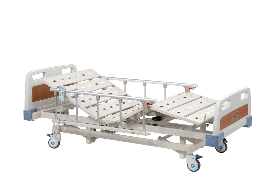 Electric Care Adjustable Bed For Patients , Automated Hospital Bed